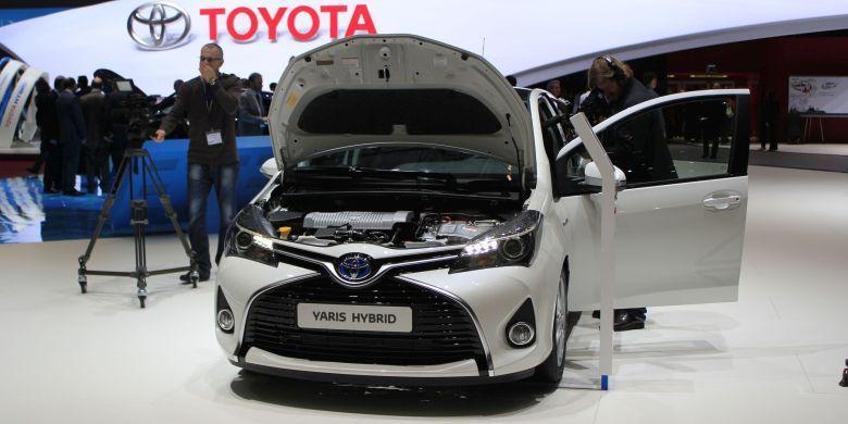 Strategi Masa Depan Toyota