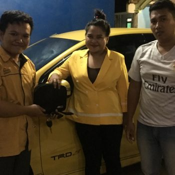 Delivery Agya G AT TRD