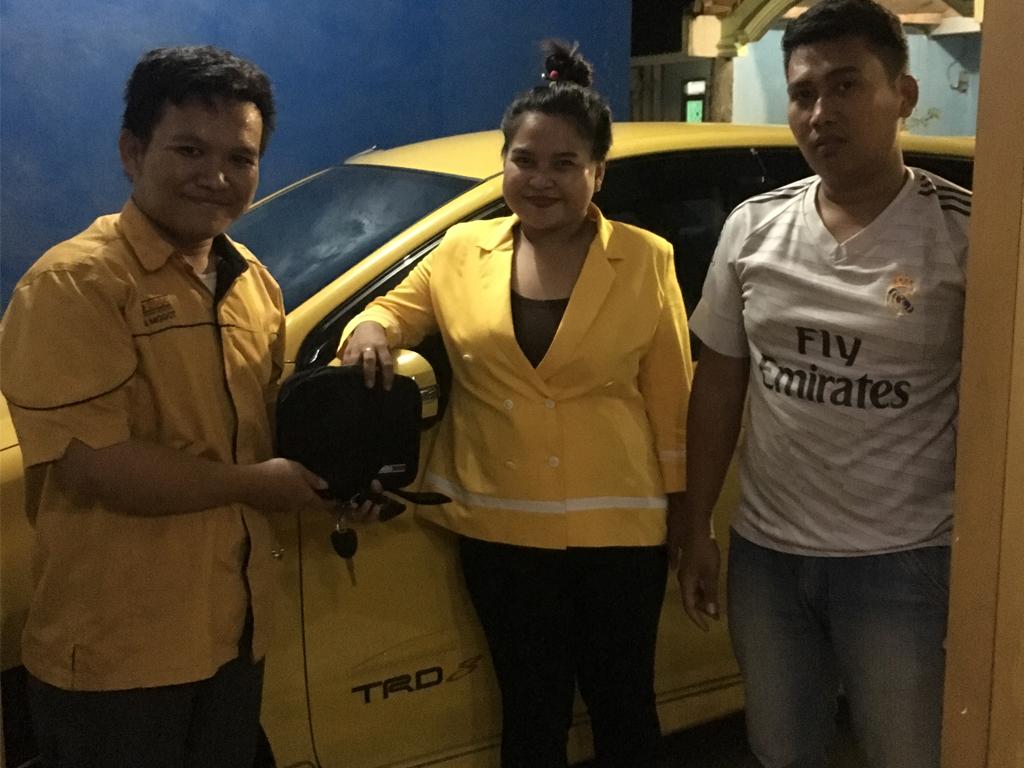 PROMO TOYOTA AGYA KREDIT TENANG, BUNGA RINGAN! | Toyota ...