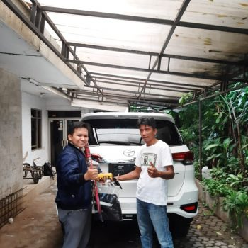 Delivery Fortuner VRZ TRD